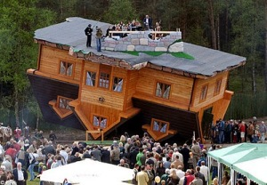 Upside Down House of  Daniel Czapiewski (8)  7